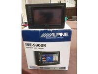 Alpine ine s 900r