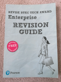 Pearson BTEC Enterprise revision guide