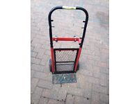 New and unused trolley
