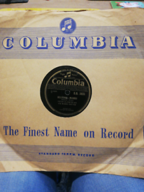 78 Victor Silvester Bolivian Mambo in Columbia wrapper
