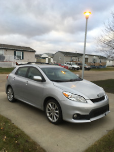 SOLD - 2013 Toyota Matrix XRS	Hatchback Sport Package