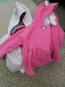 Great bundle of baby girls clothing!