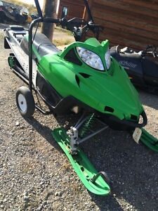 Parting out 2007 Arctic Cat M1000 Efi 162