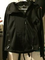 Bench fall coat: Medium