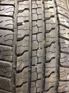 SET of 4-18 INCH M&S Wrangler Fortitude 265-65 R18