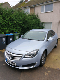 Vauxhall Insignia Ecoflex 1 owner full services history