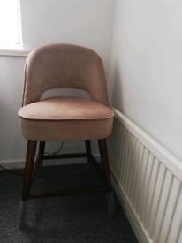 Chic Accent Chair (Homesense)