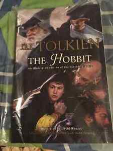 The Hobbit: an illustrated edition