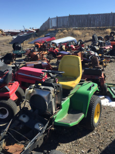 Riding Lawn Mower Parts