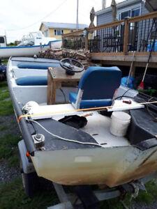 14 Ft. Boston Whaler (Boat Only)