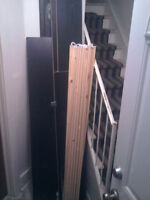free bed frame and head board