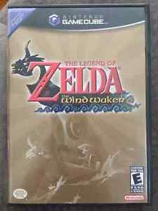 The Legend Of Zelda The Wind Waker Game cube Complet