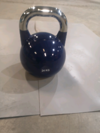 24kg competition grade kettle bell