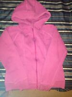Purple hooded sweater for only $3