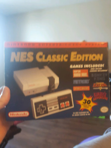 Authentic First Edition Nes Classic