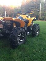 2008 Can Am Renegade 800 for sale or trade!