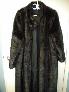 Manteau d'hiver reversible 2XL/Reversible winter coat 2XL