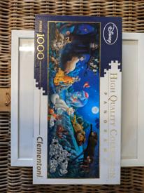 Disney 1000 piece puzzle