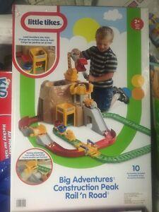 Little Tikes Little Tikes Big Adventures Train Set