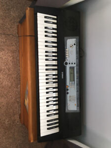 Yamaha Keyboard with Stand for sale
