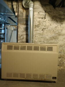 Apartment size gas heater for sale