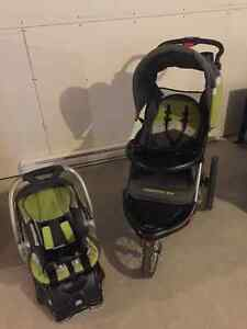 Baby Trend Expedition ELX Travel System