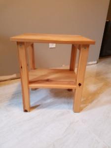 Ikea night table