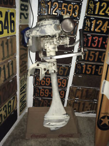 JET DRIVE OUTBOARD