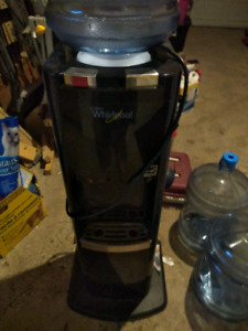 Water Cooler with 3 jugs