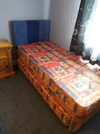 SINGLE BED/ GUEST BED