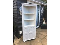 Shabby chic corner cabinet £40 b on Avon