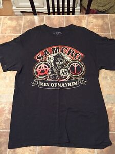 Sons of Anarchy Men's Shirts Cornwall Ontario image 6