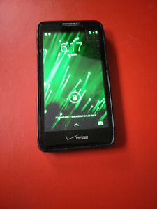 Motorola android, screen problems