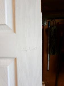 6Panel hollow core door