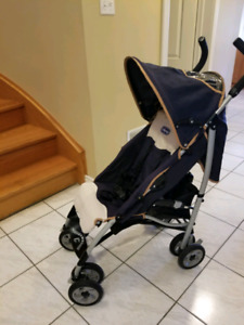 Chicco light weight travel stroller