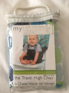 Travel high chair (new)