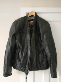 Harley Davidson FXRG Leather Jacket