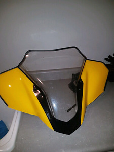 Can am Renegade windshield!!!