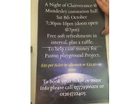 Clairvoyance tickets