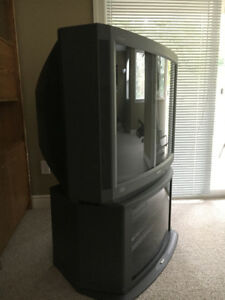 "Sony  35"" Trinitron Tube TV"