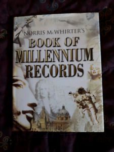 Book of millennium records