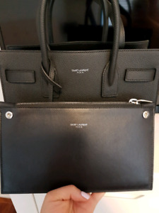 100% Authentic Saint Laurent Sac De Jour