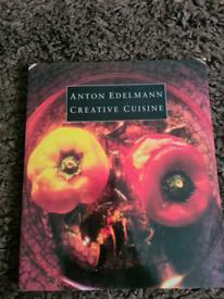 Anton Edelmann Creative Cuisine cookbook