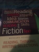 Reading, Thinking, Writing Selections LL014