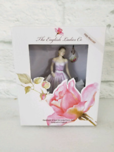 the english ladies co handmade porcelain doll figure