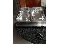 Hostess hot plate