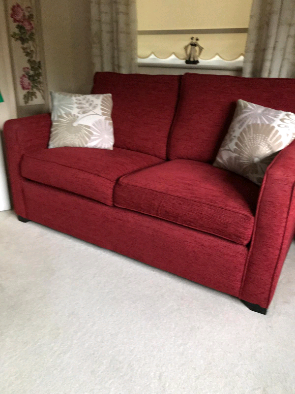 check out de1fe 24226 SCS Sofa Bed - Amazing Condition with a Years Warranty | in Leicester,  Leicestershire | Gumtree
