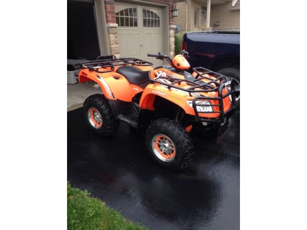 Used 2006 Arctic Cat Tony Stewart Limited Edition 650 4x4