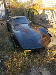 1976 Corvette stingray price reduced