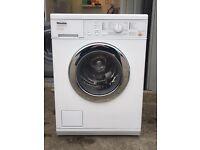 Miele DISTINCTION 600 Washing Machine 6KG 1400 Spin White